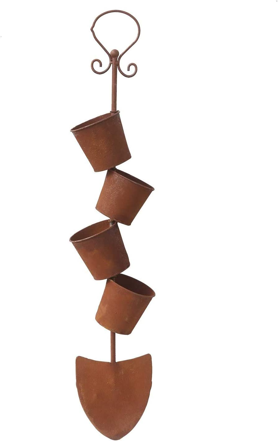 TBUDAR Flower pots mart Vintage Wrought Tall Iron A surprise price is realized Sta Pot Plant