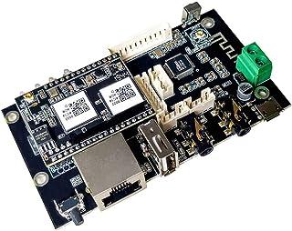 WiFi & Bluetooth Audio Preamplifier Board, Wireless multiroom/multizone Home Stereo HiFi Music Receiver Circuit Module wit...