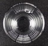 White Lined Espresso Shot Glass Measure for Coffee Espresso Machines - 85ml - by EDESIA ESPRESS