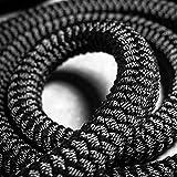 Blackthorn Battle Rope 35d/10m – Schwungseil, Trainingsseil,Fitness Tau, Sportseil - 3