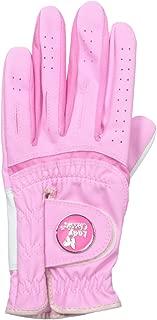 ladies pink golf gloves