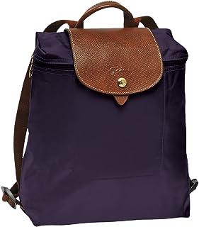 Longchamps Le Pliage Backpack Bilberry