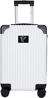Denco NFL Two-Tone Premium Carry-On Hardcase Luggage Spinner