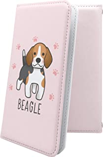 ZenFone3 ZE552KL ケース 手帳型 ビーグル 動物 動物柄 アニマル どうぶつ ゼンフォン アスース マックス 手帳型ケース キャラクター キャラ キャラケース zenfone3 犬 いぬ 犬柄 10525-6ekfdl-1000...