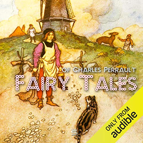 Fairy Tales of Charles Perrault  By  cover art