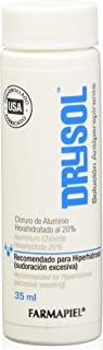 Drysol Spray Antitranspirante, 35 ml