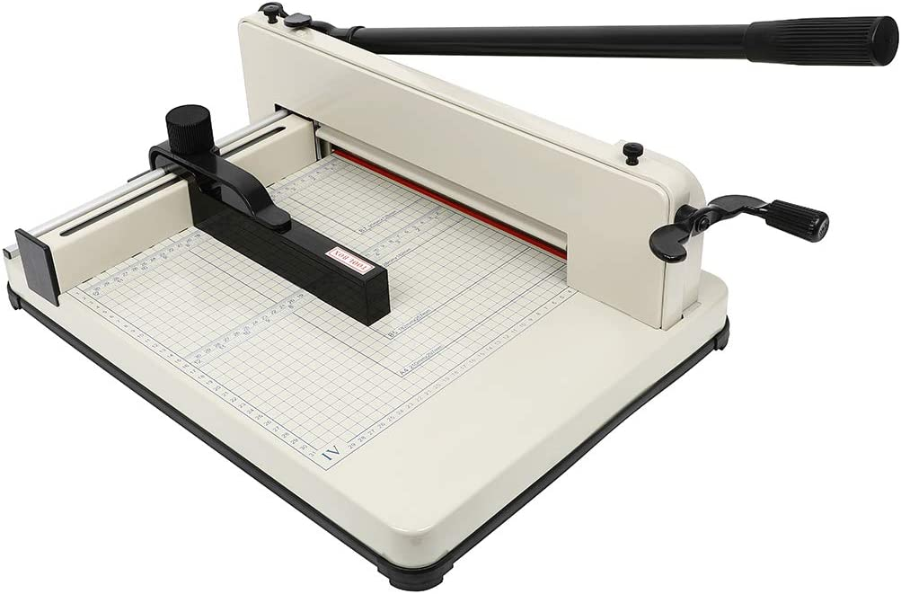 Tolsous Paper Scrap Cutter 17 inch 500 Sheet Duty Heavy Fort Worth Mall A3 Shipping included