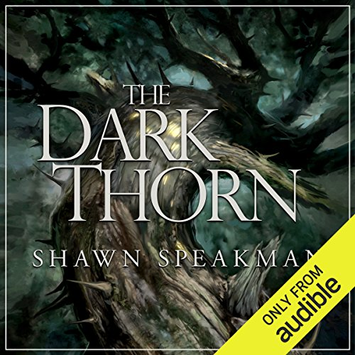 The Dark Thorn audiobook cover art