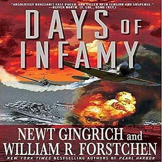 Days of Infamy audiobook cover art