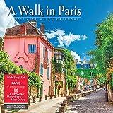 A Walk in Paris 2021 Wall Calendar (A Walk In 2021 Calendars)