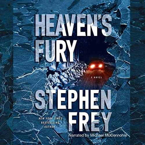 Heaven's Fury audiobook cover art