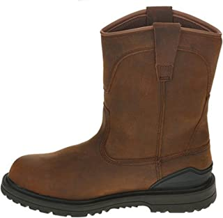 Herman Survivor Men's Bison Steel Toe Waterproof Brown Work Boot