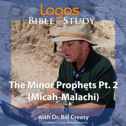 The Minor Prophets Pt. 2 (Micah-Malachi) audiobook cover art