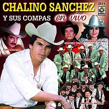 Chalino Sanches Y Sus Compas En Vivo