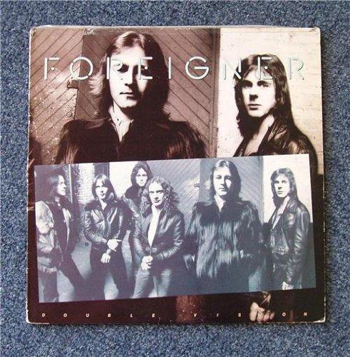 Foreigner Double Vision Vinyl Record Album LP