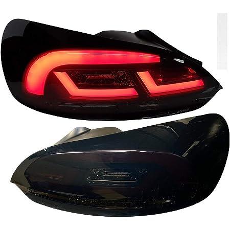 Reflektor Für Hintere Stoßstangenreflektoren Mit Schwarzem Rauchglas Für 2007 17 Volks Tiguan 5n Auto