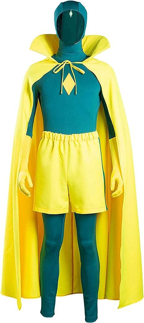 Vision halloween costume