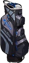 Tour Edge Hot Launch HL4 Golf Cart Bag-Black Blue Grey, One Size (UBAHNCB05)