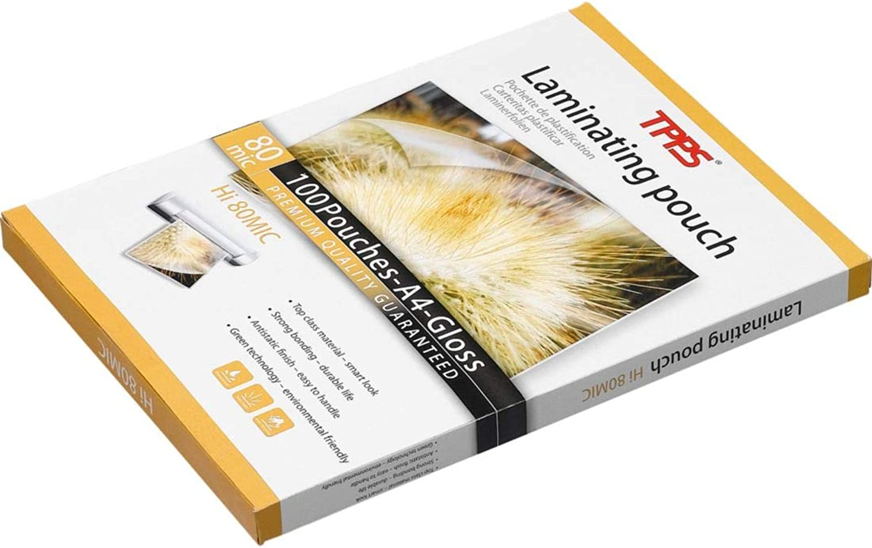 Laminierfolien, laminieren DIN A4-100 Stück, 250 250 250 mic, 216 x 303 mm, geeignet für handelsübliche Laminiergeräte B003QYDXQU | Primäre Qualität  1831a4