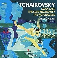 Tchaikovsky: Swan Lake, The Sleeping Beauty, The Nutcracker by Andr茅 Previn