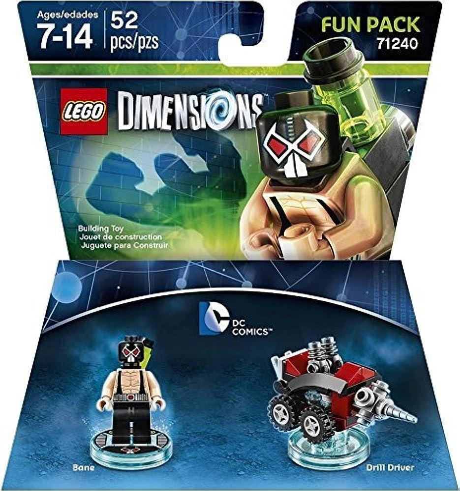 草タップ雨DC Bane Fun Pack - LEGO Dimensions by Warner Home Video - Games [並行輸入品]