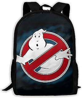 Frank Ken Children`S School Backpacks Ghost-Busters 3d Print Student Daypack For Boys/Girls/Kid`S/Youth