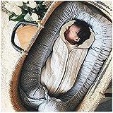 Unisex Newborn Baby Swaddle Blankets Infant...