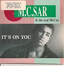It's on you [Single-CD]