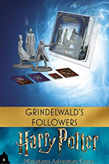 Harry Potter Miniature Game: Grindelwald's Followers
