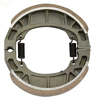 Universal Rear Drum Brake Shoes Pad for GY6 50-125cc Moped Scooter