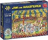 Jumbo Puzzles 19089 Jan Van Haasteren-Zirkus Akrobatik-1000