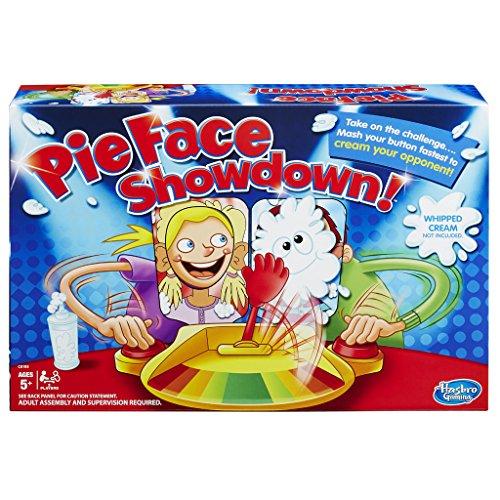 Hasbro c0193104–Jeu Pie Face Showdown