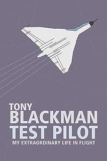 Tony Blackman Test Pilot