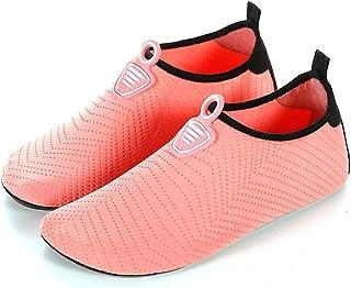 Unitysow Mens Water Shoes Womens Kids Barefoot Quick-Dry Aqua Shoes Unisex for Beach,Pool,Sand,Swim,Surf,Snorkeling,Yoga