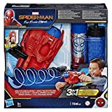 Marvel Spider-Man Far From Home – Lance-toiles cycloniques Spider Man avec toile liquide - Jouet Spider-Man