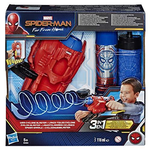 Spider-Man- Lanzador Web Cyclone (Hasbro E5364E27)