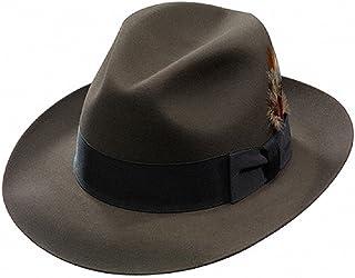 fc957651525 Amazon.com  Stetson - Fedoras   Hats   Caps  Clothing
