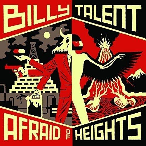 Afraid Of Heights [Vinilo]