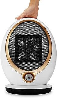 XHHWZB Inicio calentador de ahorro de energía calentadores de baño de doble uso del regalo velocidad del ciclo de calor del calentador eléctrico de escritorio de oficina Calefactores 220V 2000W soplad
