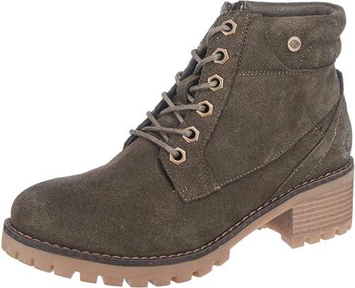 Dockers by Gerli 41lt205-206-420 - botas de Piel para mujer