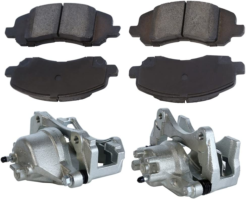 AutoShack PCD1285-BC30068PR Front Brake Calipers Financial Ranking TOP7 sales sale and Performance