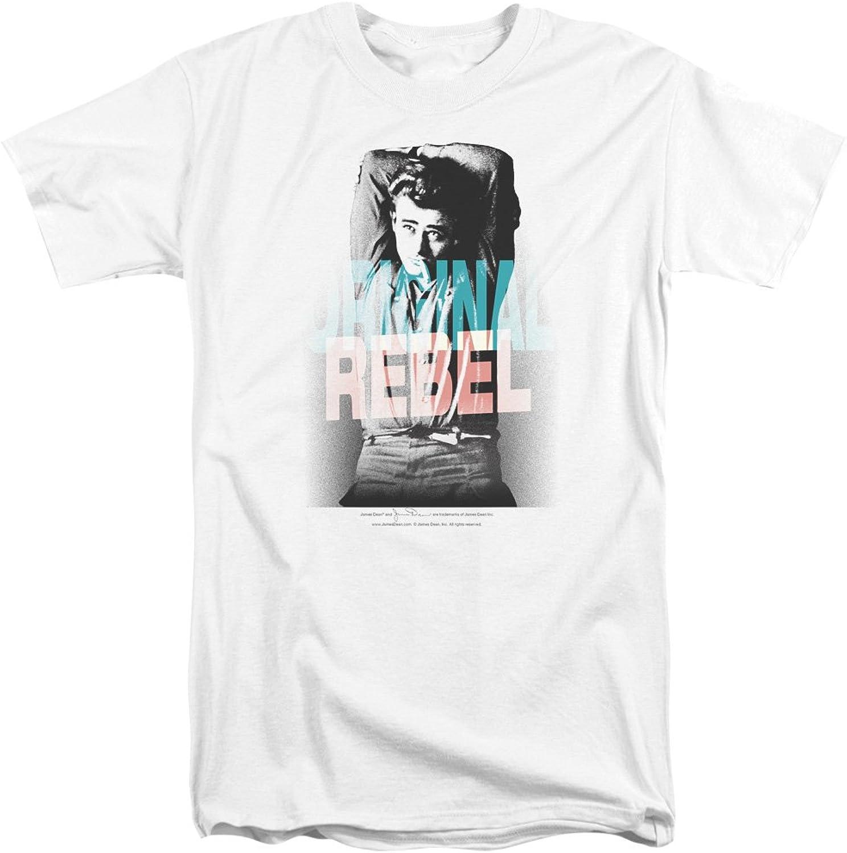Dean - Mens Graphic Rebel Tall T-Shirt