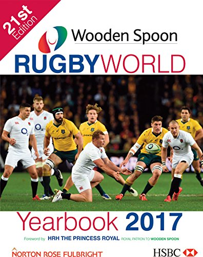 Rugby World Yearbook 2017 - Wooden Spoon: Wooden Spoon (English Edition)