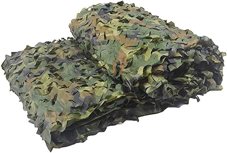 LQQFF Filet de Camouflage imprimé Filet Anti-aérien Filet de Camouflage Filet d'ombrage Parasol Portable