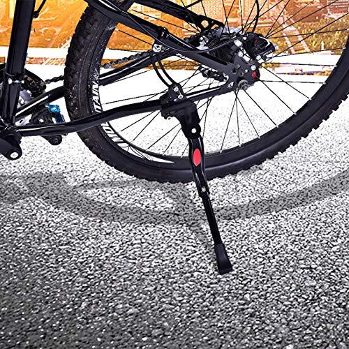 Santing Pata de Cabra Ligera Ajustable Resistente para Bicicleta de montaña, Pata de Cabra de aleación de Aluminio, Propietario de Bicicleta para Bicicletas de Carretera Bicicleta de montaña