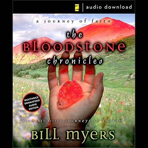 The Bloodstone Chronicles audiobook cover art