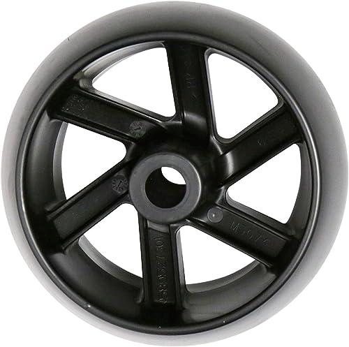 2021 Husqvarna sale online sale 589527301 Wheel, Black/Gray/White/Yellow/Orange outlet online sale