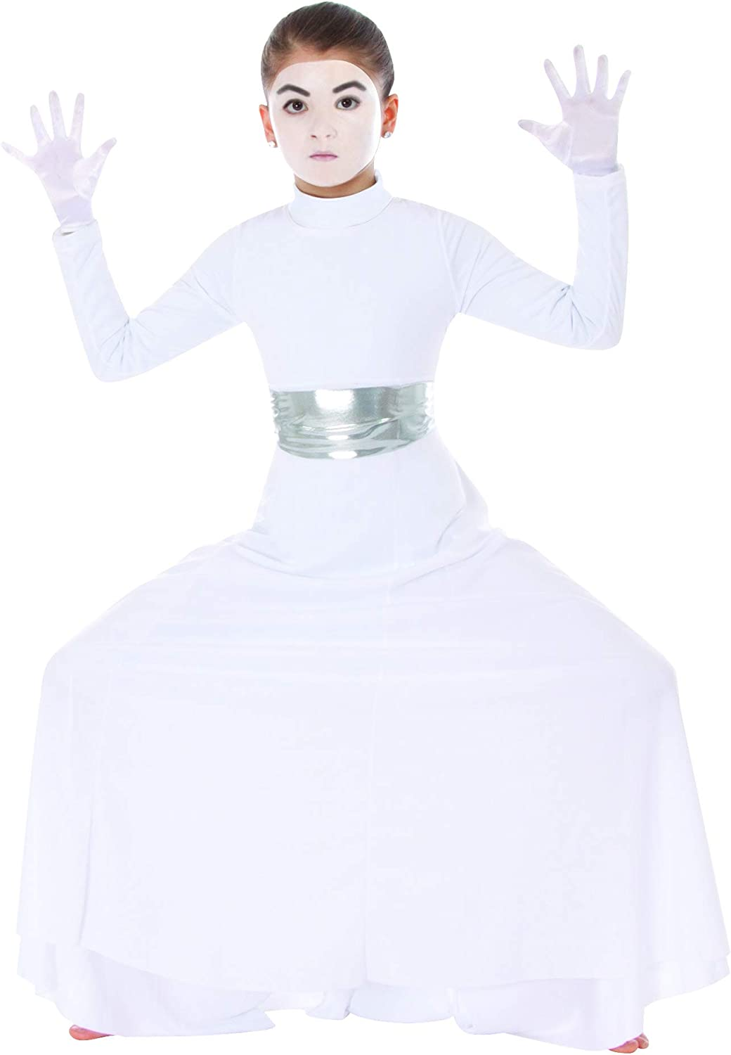 Popular shop is the lowest price challenge Body Wrappers Large special price Praise Dance Palazzo 0565 Pants