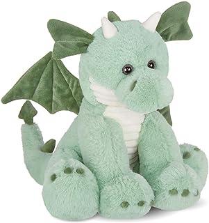 Bearington Burnie Plush Dragon Stuffed Animal, 10.5 Inch
