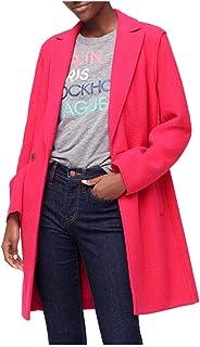 J.Crew Women's Daphne Boiled Wool Topcoat